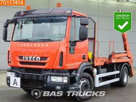 containersysteem vrachtwagen Iveco Eurocargo 160E30 4X2 Manual Euro 5 2010