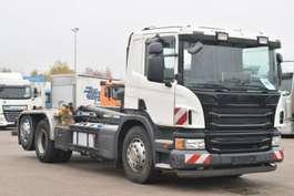 roro trekker Scania P360 Euro5 6x2 Meiller RK20.65 Lift/lenk
