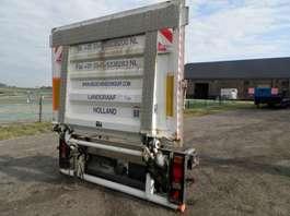 laadklep vrachtwagen Dhollandia Achtersluit laadklep 1999