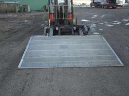 Laadklep vrachtwagen onderdeel Dautel Achtersluit laadklep 2000
