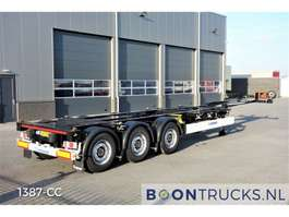 containersysteem oplegger Krone SD * 20-30-40-45ft * TOP CONDITION* 2017