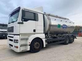 tankwagen vrachtwagen MAN 26.410 TGA 6x2 20.500L 2003