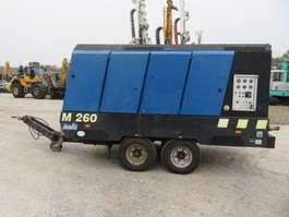 compressor Kaeser mobile compressor M-260 1998