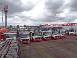 autotransporter vrachtwagen Mercedes Benz MAN-DAF-SCANIA 2005