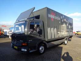 bakwagen vrachtwagen Mercedes Benz Atego 815 + Manual + Lift + Euro 2 1999