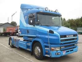 torpedo front trekker Scania 124.420 2001