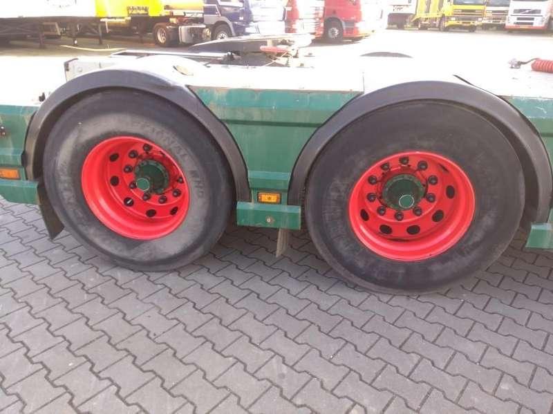 Scania - R 144 GA 6X4 NZ  530 5