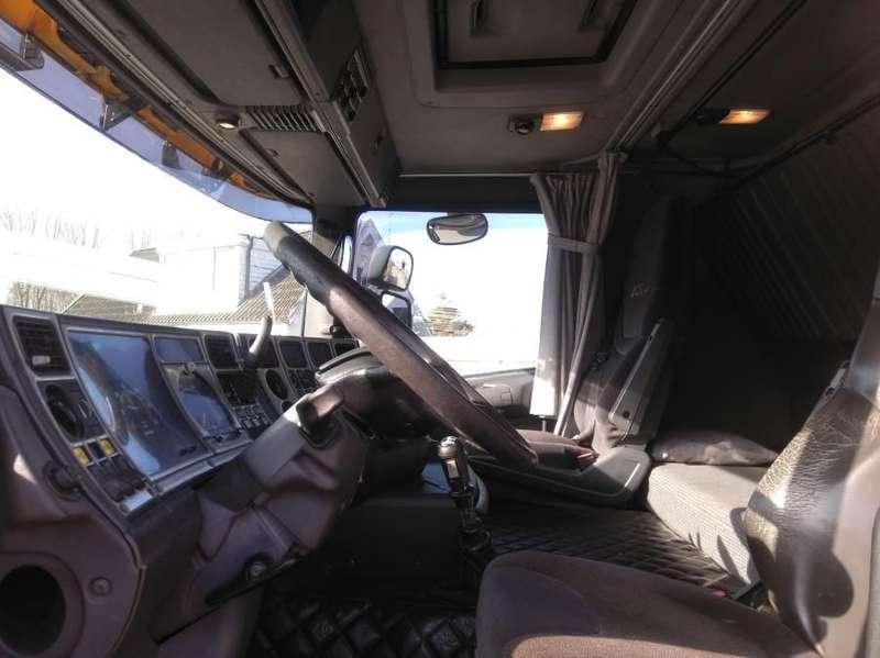 Scania - R 144 GA 6X4 NZ  530 6