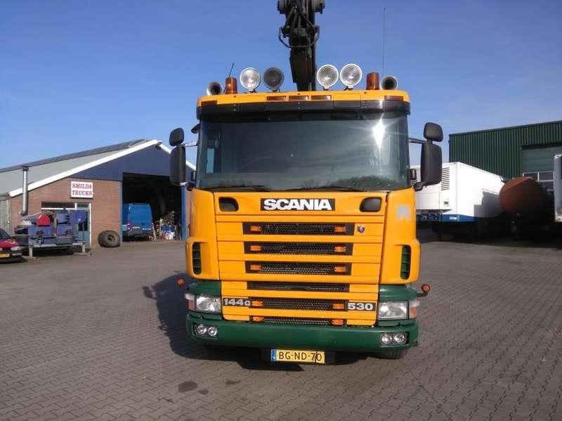 Scania - R 144 GA 6X4 NZ  530 2