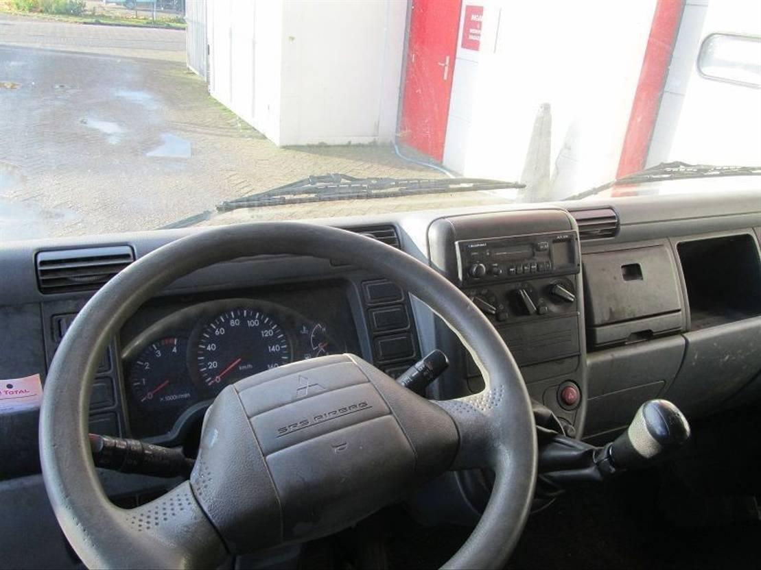 bakwagen bedrijfswagen < 7.5 t Mitsubishi CANTER 3C13 2008