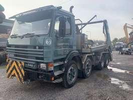 containersysteem vrachtwagen Scania 113H 340 8x4 1989
