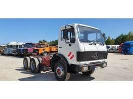 chassis cabine vrachtwagen Mercedes Benz 2228