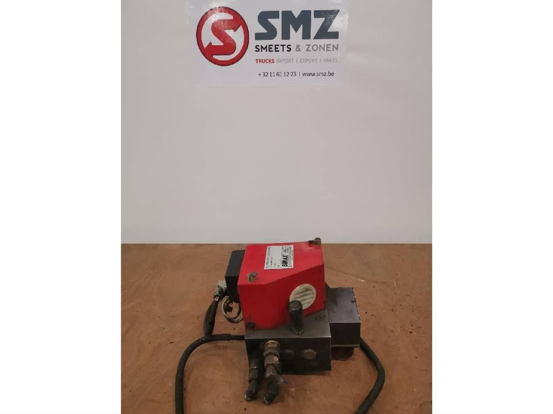 brandstof systeem bedrijfswagen onderdeel DIV. Occ systeem bi brandstof diesel/mazout