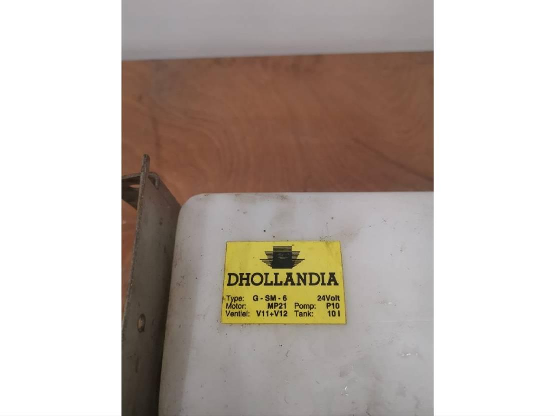 Opbouw vrachtwagen onderdeel Dhollandia Occ Laadlift motor mp21