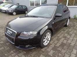 sedan auto Audi A3 Sportback 2.0 TDI S line Sportpaket plus/PANO 2007
