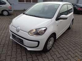 sedan auto Volkswagen up! move/Klima/SCHECKHEFT 2012