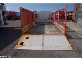 open top zeecontainer Open container 22m3