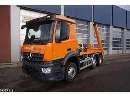 containersysteem vrachtwagen Mercedes Benz Arocs 2540 2020
