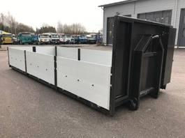 wissellaadbaksysteem vrachtwagen Uusi Rahtilava 12T sisä pit. 6270mm, Kinnegrip tol 2020