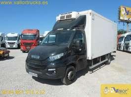 koelwagen bestelwagen Iveco 72C17 2017