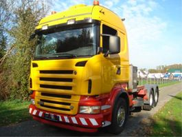 zware last trekker Scania R 500 A.6X4.HHZ 150 TON.MANUAL.EURO5 2009