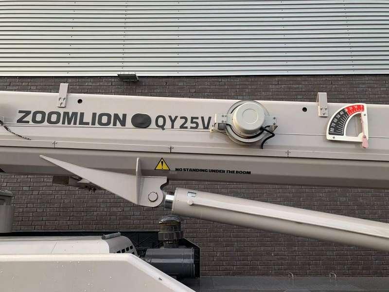 Zoomlion - QY25V51.5 25 TONS CRANE/KRAN/GRUA/KRAAN 7