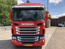 standaard trekker Scania G 420 A 6X2 original 728605 KM 2012