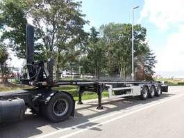 chassis oplegger Lag 40 ft tipping full opties 2016 !! 2016