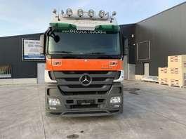 containersysteem vrachtwagen Mercedes Benz ACTROS 1836 EURO 5 HAAKSYSTEEM NIEUWSTAAT 2010