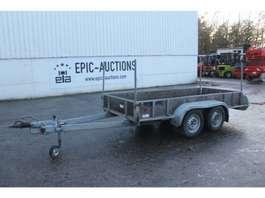 overige aanhangwagen Doornwaard D 2000 Aanhangwagen 1997