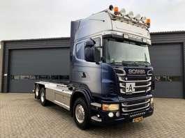 containersysteem vrachtwagen Scania R 730 B 6X2 2011
