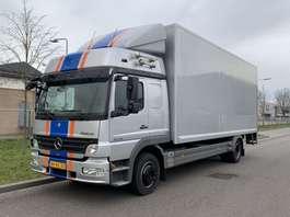 bakwagen vrachtwagen Mercedes Benz ATEGO 1224 L 2008