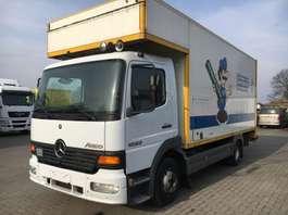 bakwagen vrachtwagen Mercedes Benz ATEGO 1023 6Cilinder 2004