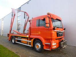 containersysteem vrachtwagen MAN TGM18.340 4X2 LIFT DUMPER JOAB EURO 5 2013