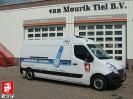 koelwagen bestelwagen Renault MASTER 125.35 L3H2 KOEL - VRIES VJ-693-X 2014