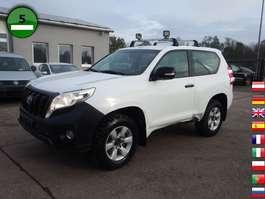 terreinwagen - 4x4 auto Toyota Land Cruiser Basis - KLIMA 2015