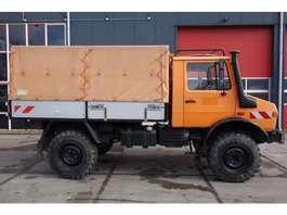 leger vrachtwagen Unimog U1300L 1992
