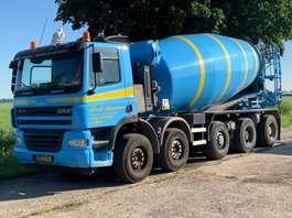 betonmixer vrachtwagen Ginaf X 5250 TS 2006