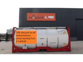 tankcontainer - 10% DISCOUNT ON ALL TANKCONTAINERS, BIG VARIED STOCK (Around 60 pieces... 2019