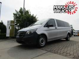 taxibus Mercedes Benz Vito 116CDI tourer 9 pers aut longbody and long list of options 2015