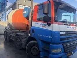 betonmixer vrachtwagen DAF FAD CF85 10m3 Cifa 2008
