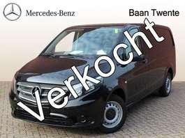 gesloten bestelwagen Mercedes Benz Vito 114 CDI Lang GB Automaat 2019