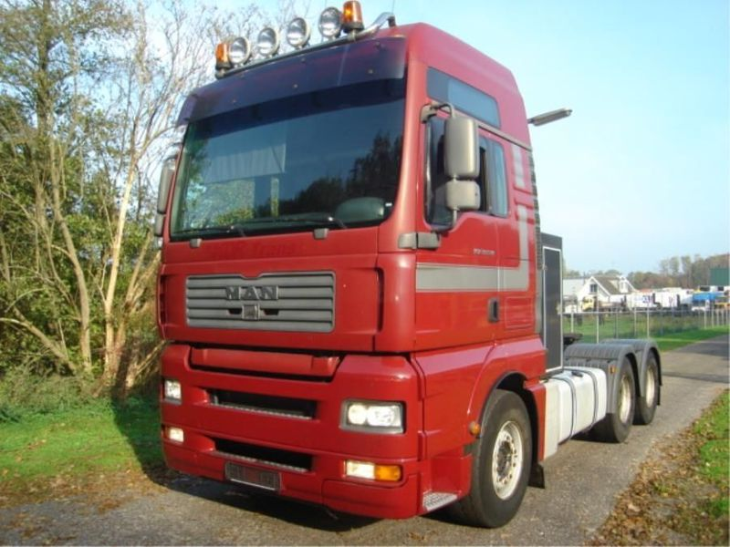 MAN - 33.530-6X4-120 TON-MANUAL 1