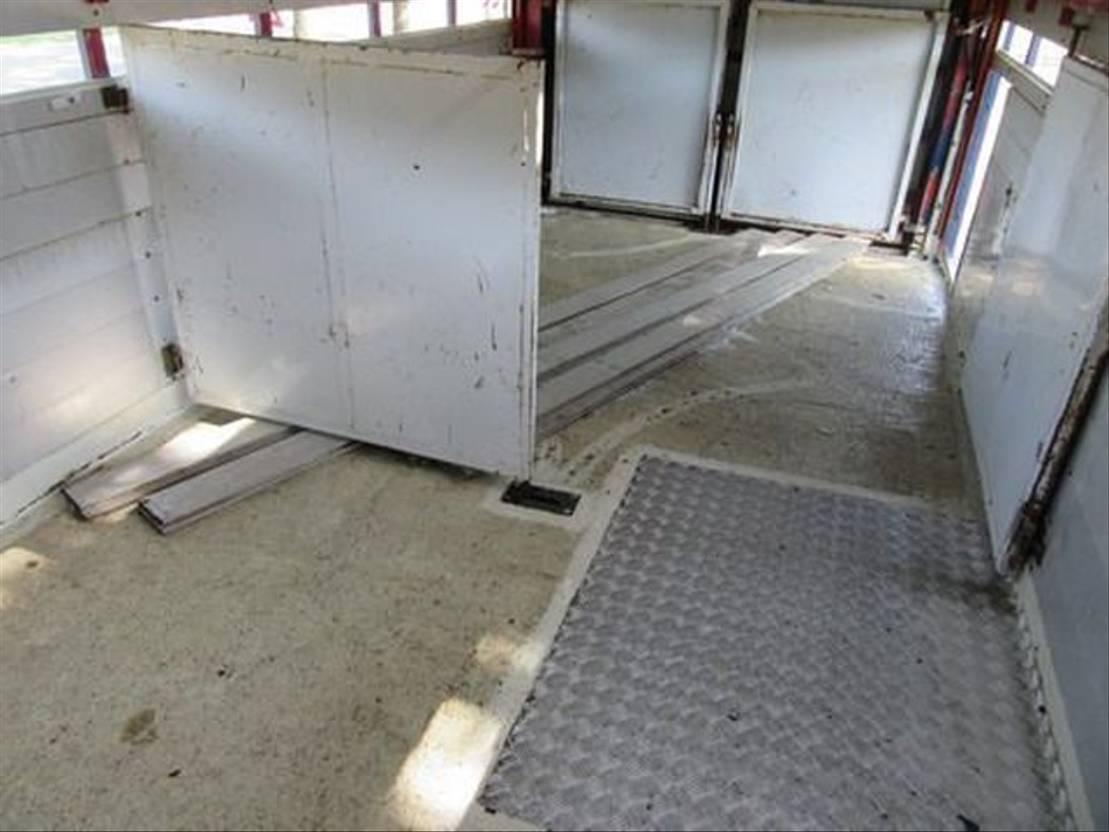 vee oplegger Floor Landbouw verkeer