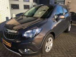 suv wagen Opel Mokka 1.7 CDTi Cosmo Automaat (Clim. control - CC - ML - ParkS. V+A - Na... 2015