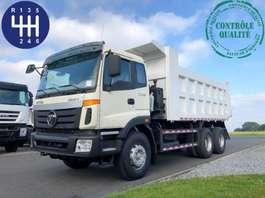 kipper vrachtwagen FOTON TX 3234 2015
