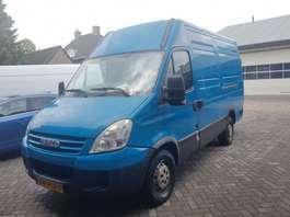 gesloten bestelwagen Iveco 35S18V EURO 4 35S 18     180pk 2007