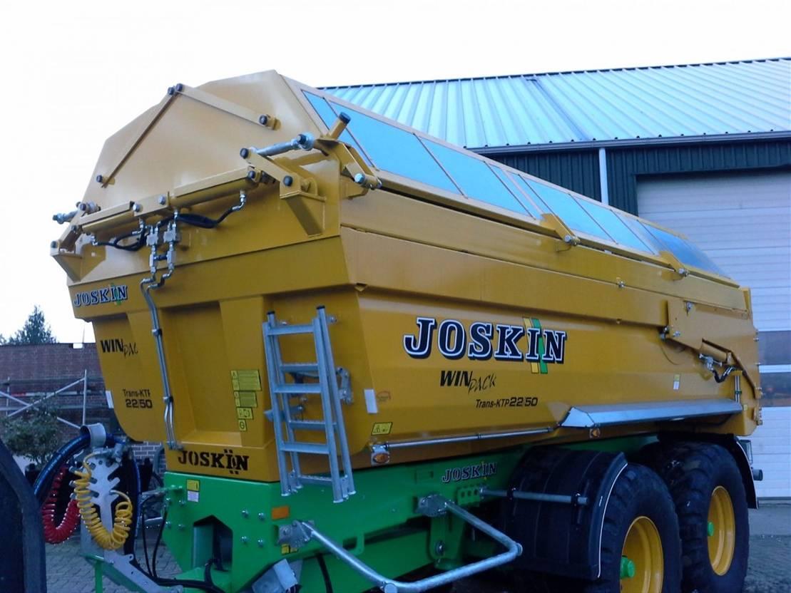 wieldumper Joskin Trans KTP22-50Hardox 2020