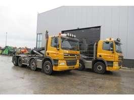 containersysteem vrachtwagen DAF CF 85.460 8x4 Hooklift 2009