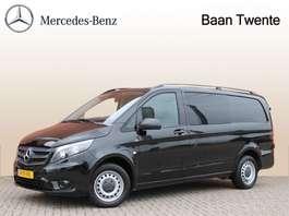 gesloten bestelwagen Mercedes Benz Vito 111 CDI Lang DC | Airco, Navi, Trekhaak, deuren | Certified 12 maan... 2017